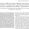 A Dynamic Photovoltaic Model Incorporating Capacitive and Reverse-Bias Characteristics