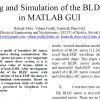 Modeling and Simulation of the BLDC Motor in MATLAB GUI