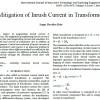 Mitigation of Inrush Current in Transformer