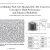 A Modular Fuel Cell, Modular DC–DC Converter Concept for High Performance and Enhanced Reliability