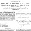 کنترل غیرمتمرکز سیستم قدرت چندناحیه ای تجدید ساختار یافته برای بهینه سازی LFC