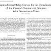 شبیه سازی مقاله Nontraditional Relay Curves for the Coordination of the Ground Overcurrent Function With Downstream Fuses