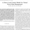شبیه سازی مقاله A Direct Load Control Model for Virtual Power Plant Management