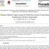 شبیه سازی مقاله voltage stability improvement in multi-bus system using static synchronous series compensator