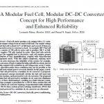 یک مدولار سلول سوختی ، مفهوم مدولار مبدل DC-DC برای کارایی بالا و افزایش قابلیت اطمینان