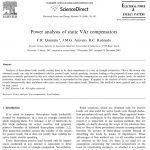 تجزیه و تحلیل توان جبران کننده های استاتیکی VAR