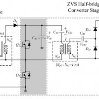 A Zero-Voltage-Switching DC–DC Converter With High Voltage Gain