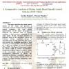 شبیه سازی مقاله A Comparative Analysis of Firing Angle Based Speed Control Scheme of DC Motor
