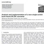 تجزیه و تحلیل و پیاده سازی یک مبدل DC/DC