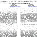 توپولوژی UPQC اصلاح شده سه فاز چهار سیم با کاهش رتبه ولتاژ لینک DC