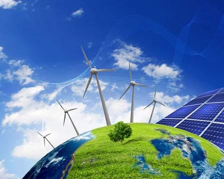 پاورپوینت های آماده برای درس انرژی های نو