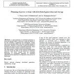برنامه ریزیسیستم هایقدرت باتولید پراکندهوذخیره سازی