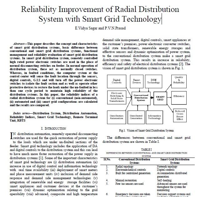 ارزیابی قابلیت اطمینان یک شبکه توزیع نمونه با استفاده از روش مونت کارلو