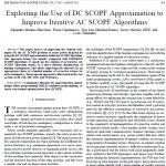 استفاده و بهره برداری از DC SCOPF برای بهبود الگوریتم تکراری AC SCOPF