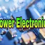 شبیه سازی مقاله الکترونیک قدرت با متلب (POWER ELECTRONICS) برق قدرت