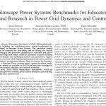 آزمایش سیستم قدرت Simscape برای آموزش و تحقیق در کنترل و دینامیک شبکه برق