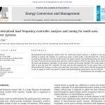 تنظیم و تحلیل کنترل کننده فرکانس بار متمرکز برای سیستم های قدرت چند ناحیه ای